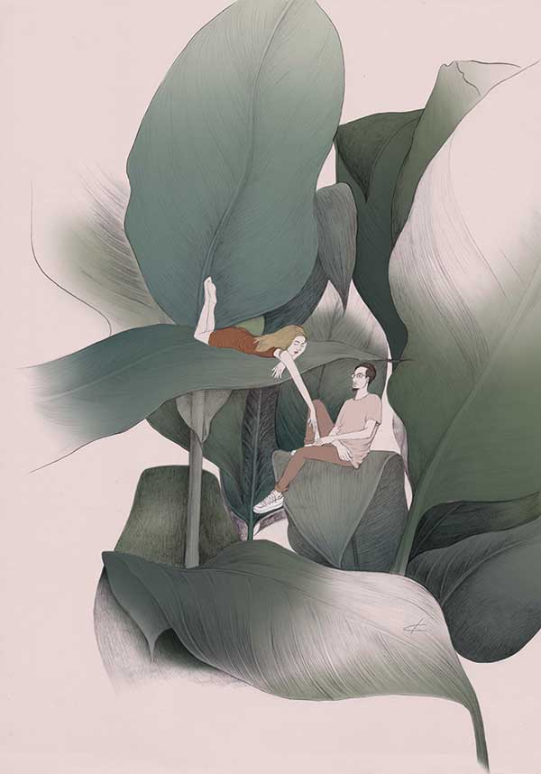 李坤——Lost in Paradise