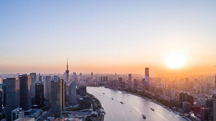 上海都市风光