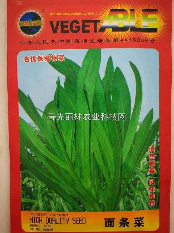 野生保健特菜种子-面条菜种子
